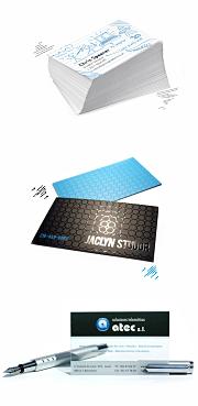 формат макета визитки  фотошопе и coreldraw