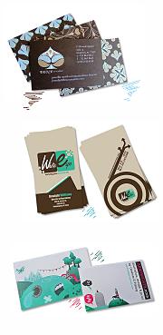 Доставка визиток