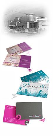 визитки на Елизаровской