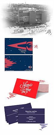 визитки на Ладожской