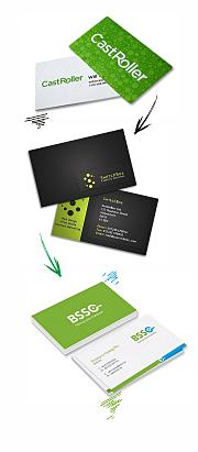 Экспресс-печать визиток