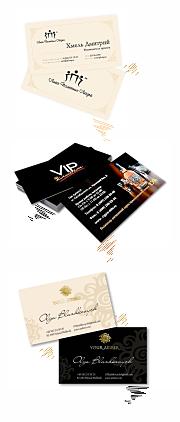 изготовить визитку онлайн в Санкт-Петербурге